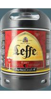 Fût 6L Leffe Ruby