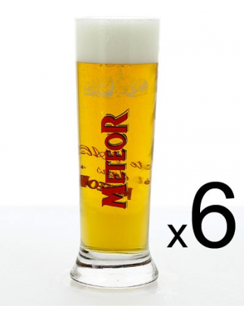 verre a biere meteor
