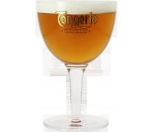 Tongerlo - 33cl Glass (Golden Text)