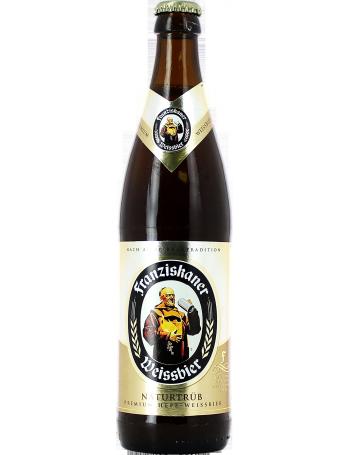 Franziskaner Weissbier Naturtrüb