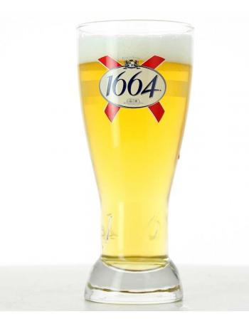 verre à bière 1664 de 25 cl