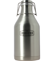 Grainfather 2-litre stainless Growler