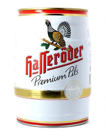 Fût 5L Hasseroder Premium Pils