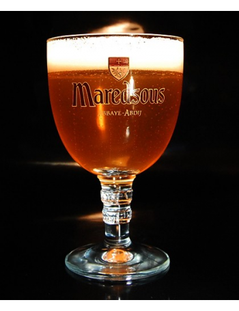Maredsous Chalice Glass - 25 cl