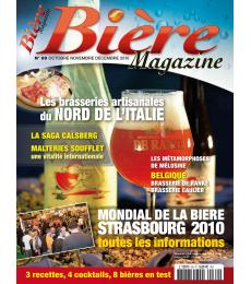Bière Magazine 69 - Oct, Nov, Déc 10