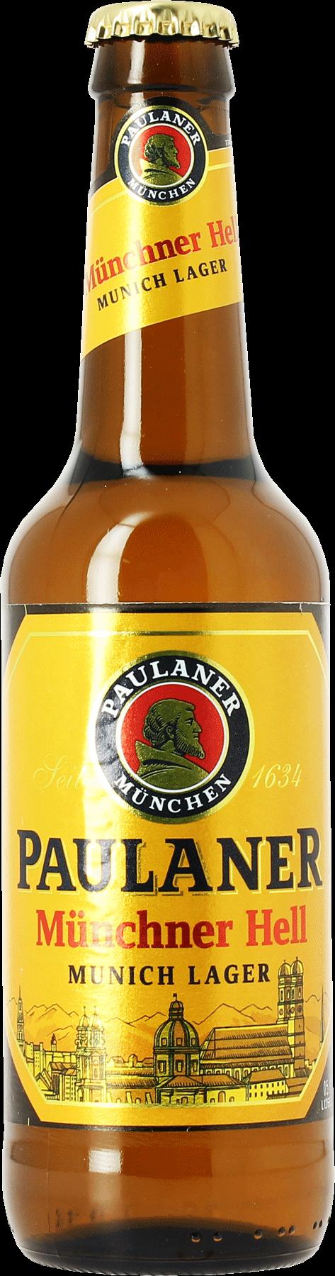 Paulaner Original Münchner Hell - 33 cL - Hopt