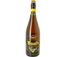 Bush Blonde Triple - 75 cl