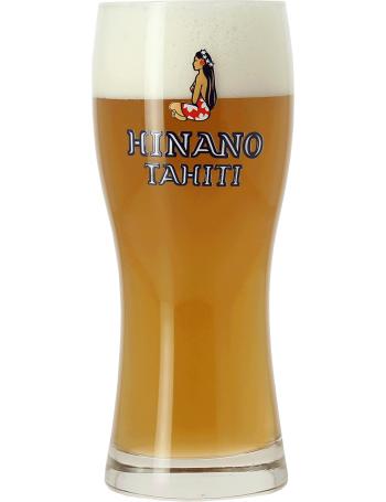 verre a biere hinano