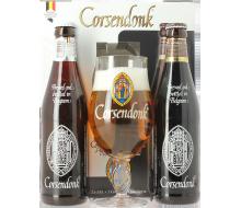 Coffret Corsendonk (2 bières 1 verre)