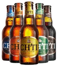 5 bières CH'TI