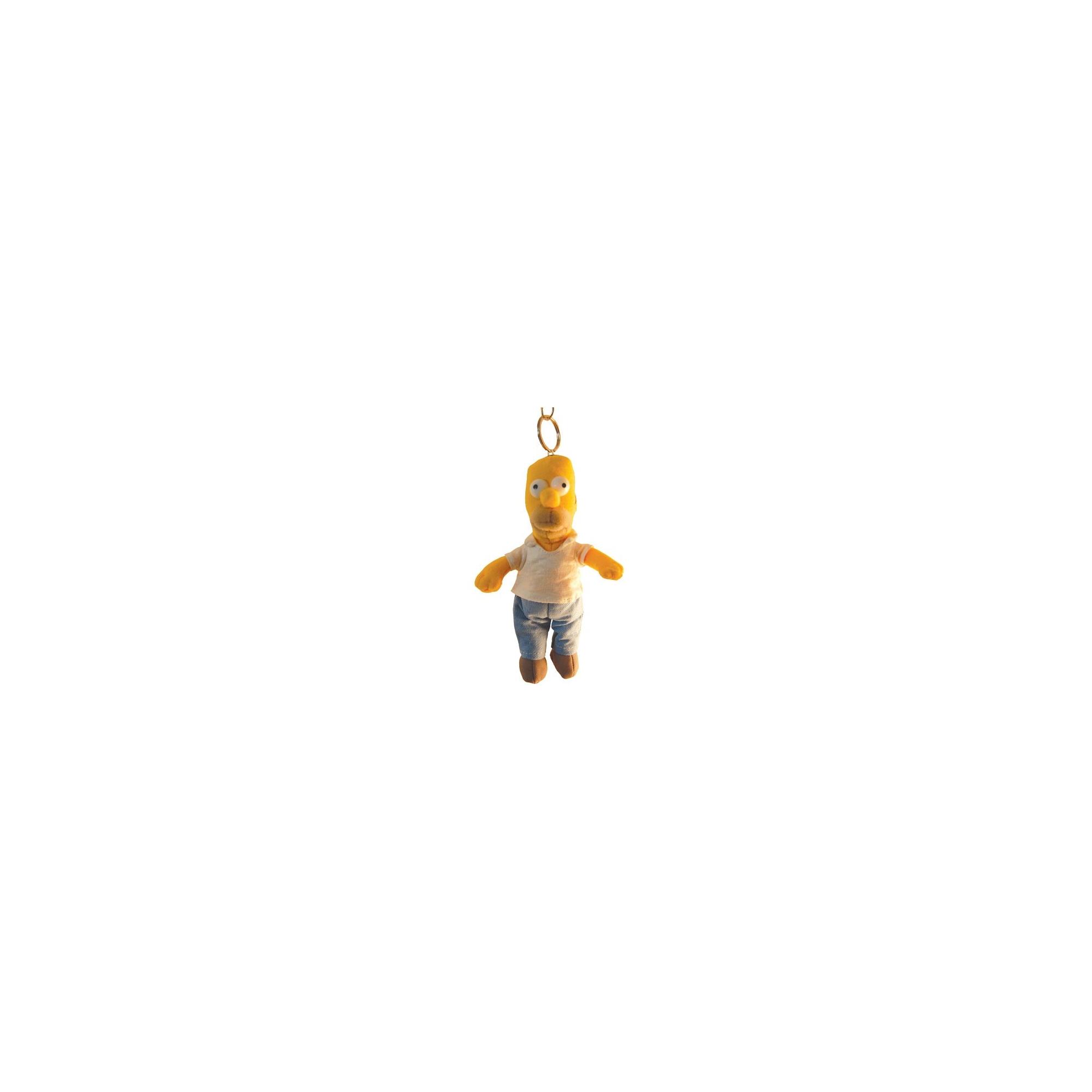 Porte clef homer simpson peluche cl for Collection de porte clefs