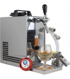 Tireuse débit 30L/h froid sec 1 robinet avec compresseur