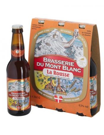 Rousse du Mont Blanc