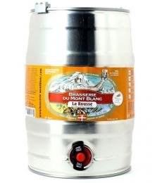 Rousse (Red) Mont Blanc 5L Keg
