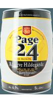 Fût 5L Page 24 Res. Hildegarde Blonde
