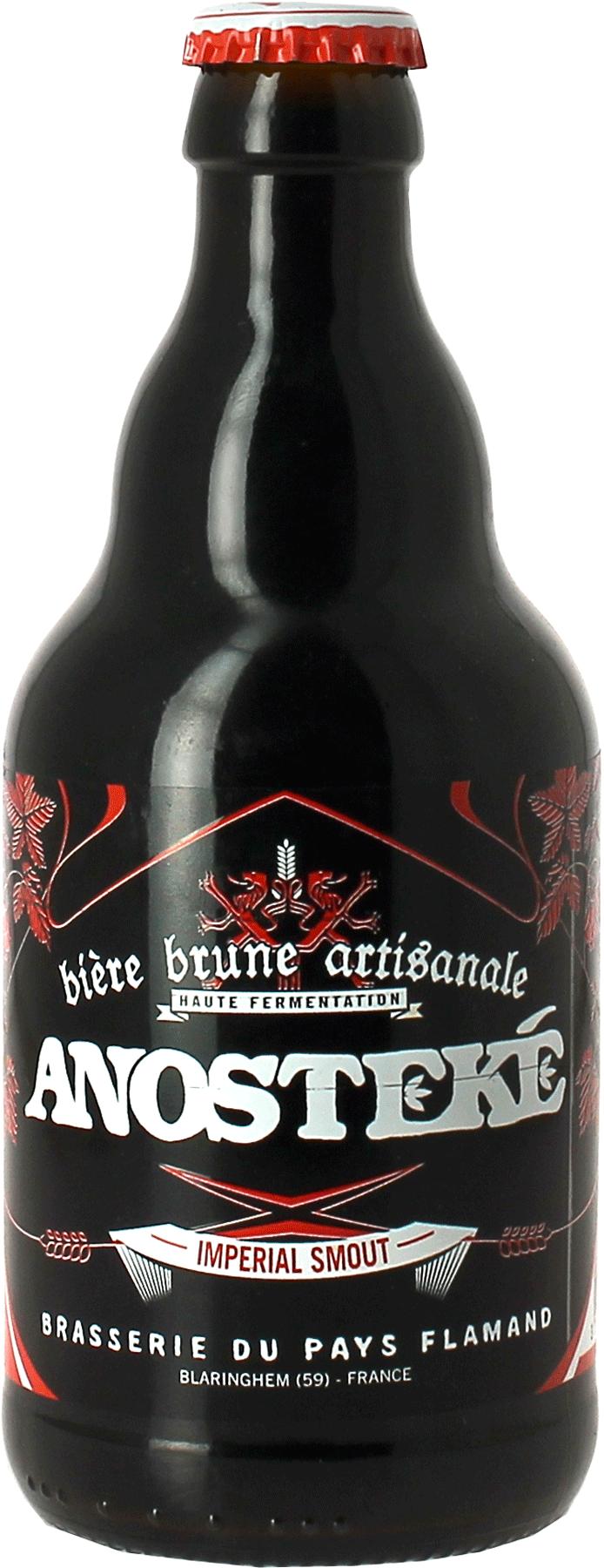 Anosteké Brune  Imperial Smout
