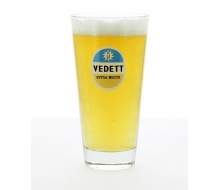 Verre Vedett Extra White à pied plat - 33cl