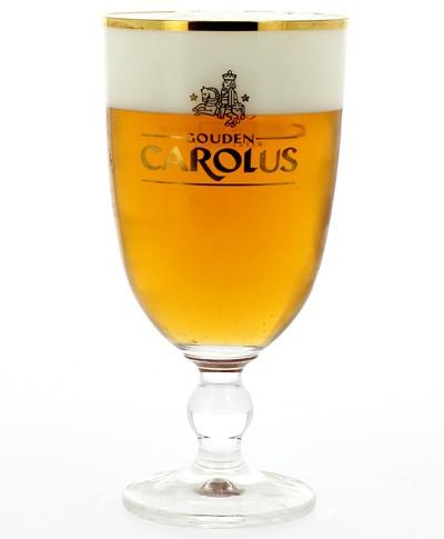 Copa Gouden Carolus - 33 cl