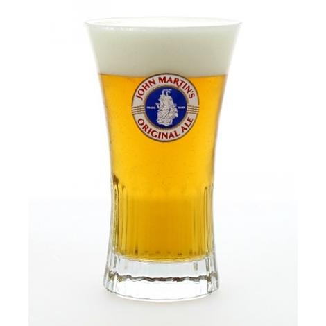 Verre john martin 39 s original ale 33 cl anthony martin verre bi re anglaise - Verre a biere original ...