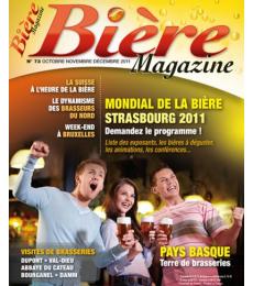 Bière Magazine 73 - Oct, Nov, Déc 2011