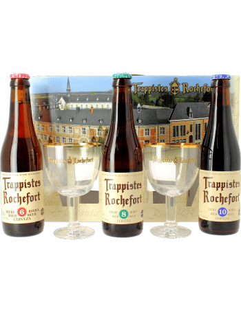 Trappists Rochefort Gift Pack