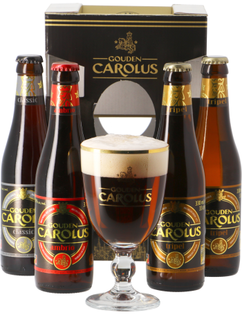Coffret Gouden Carolus