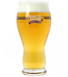 Verre Samuel Adams Boston Lager