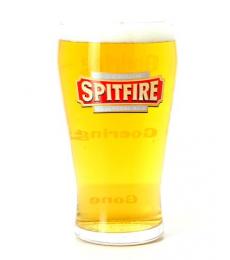 Verre Spitfire Premium Kentish Ale
