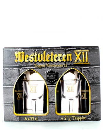coffret westvleteren bi re trappiste abbaye st sixte. Black Bedroom Furniture Sets. Home Design Ideas
