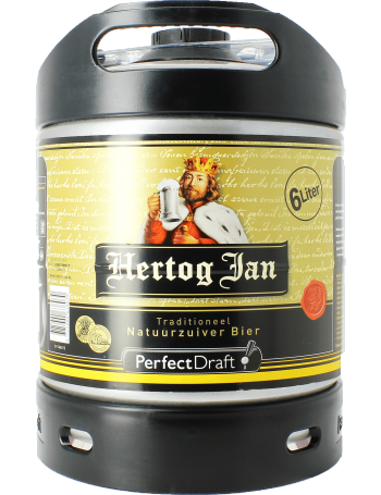 Fût 6L Hertog Jan