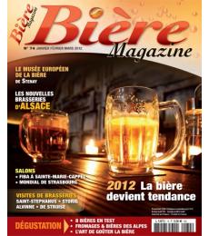 Bière Magazine 74 - Jan, Fév, Mars 2012
