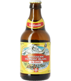 Mont Blanc - Blond 33cl