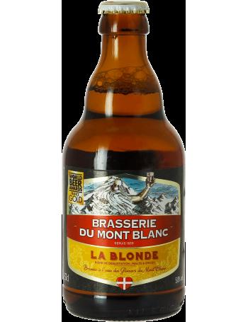 Blonde du Mont Blanc