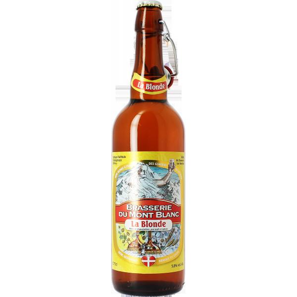 biere mont blanc bi 232 re bouteille 75cl brasserie du mont blanc