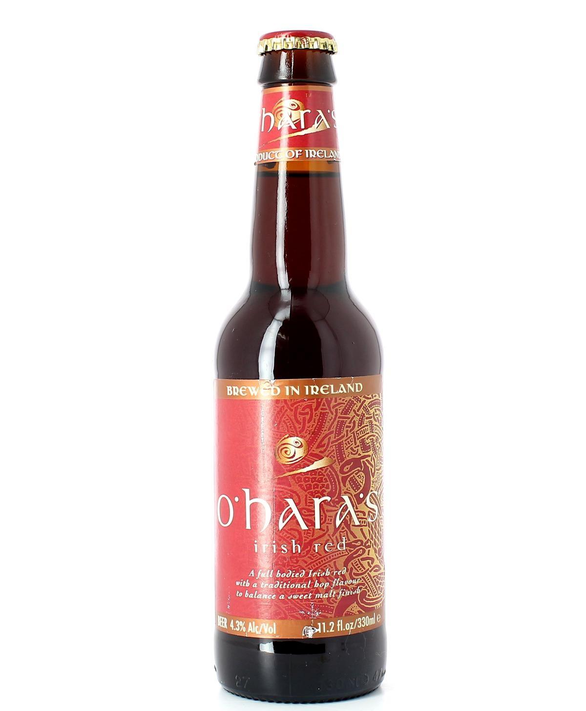 Oharas Irish Red