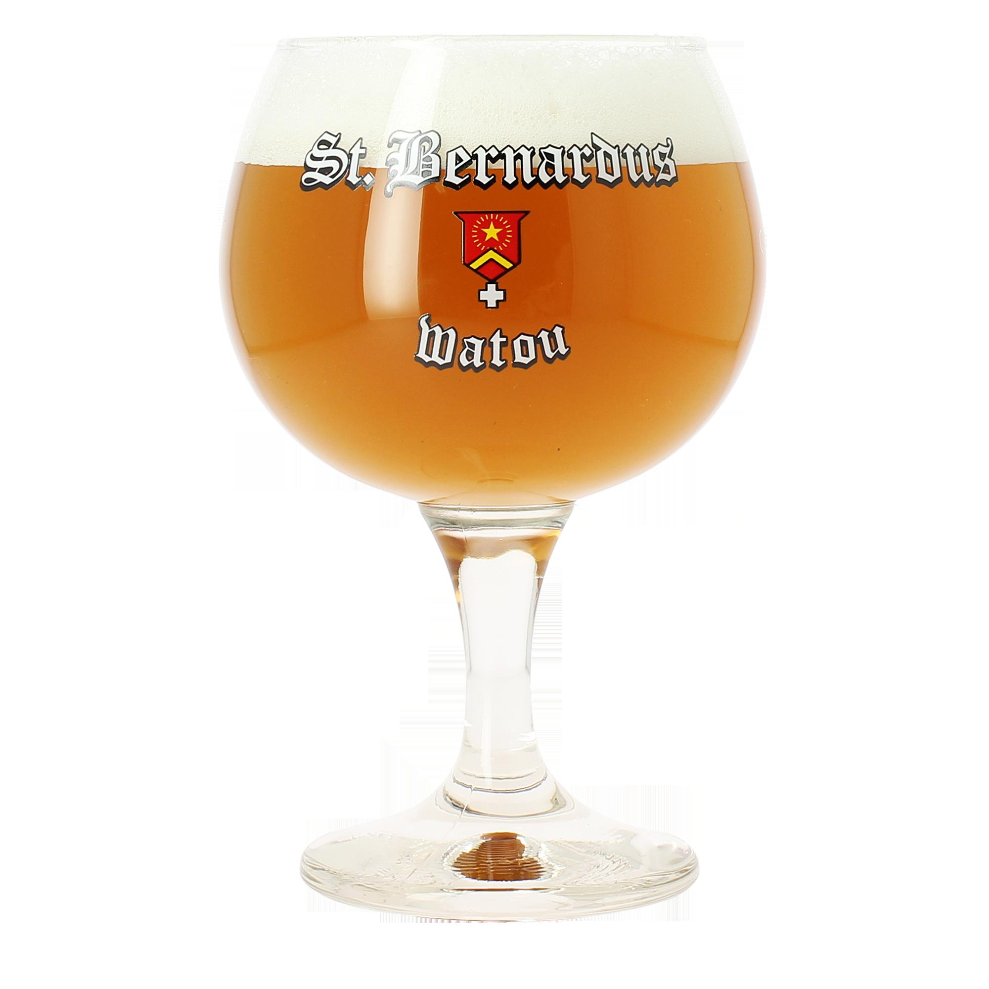 Verre Bire St Bernardus 33 Cl Verre Ballon