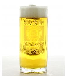 Paulaner 200th Anniversary Oktoberfest Glass