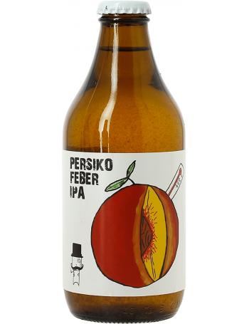 Brewski Persikofeber India Pale Ale craft beer