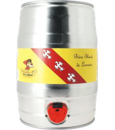 keg 5L Loup Blond