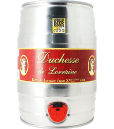 keg 5L Duchesse de Lorraine