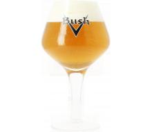 Bush - 33cl Glass (Black Writing)