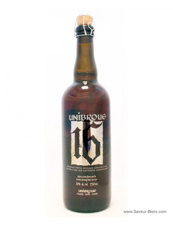 Unibroue 16 75cl