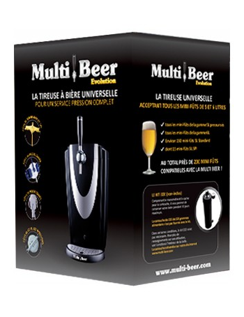 machine a biere leclerc