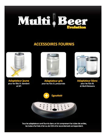 Multi Beer Evolution