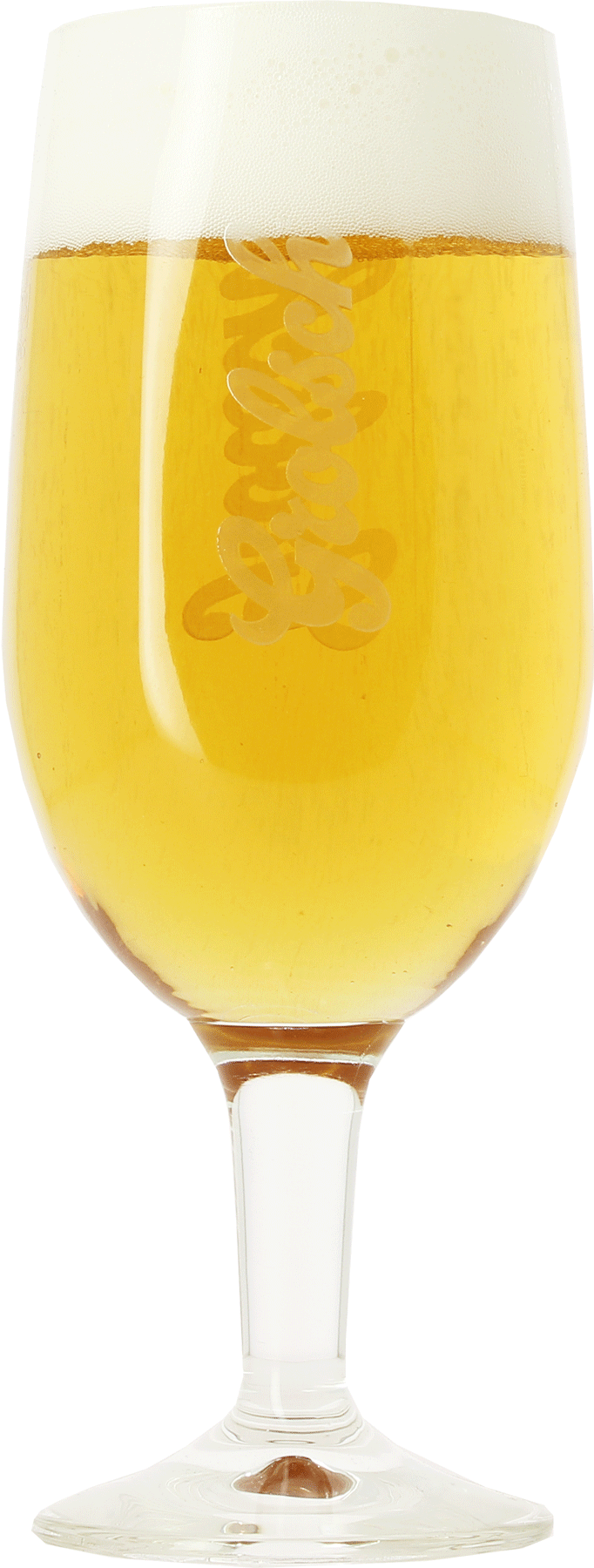 Copa Grolsch - 25 cl