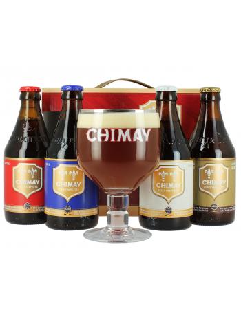 Chimay Quadrilogie GiftPack