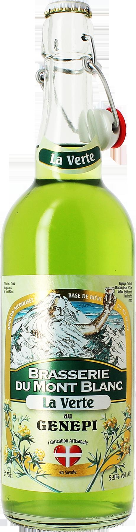 Verte du Mont Blanc 75 cl