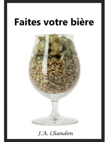 """Livre : """"Faites votre bière"""""""