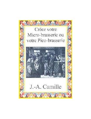 "Livre : ""Créer votre Micro-brasserie ou votre Pico-brasserie"""