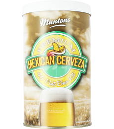 Muntons Mexican Cerveza Beer Kit